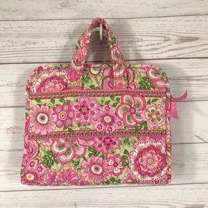 Vera Bradley Petal Pink Travel Accessory Bag